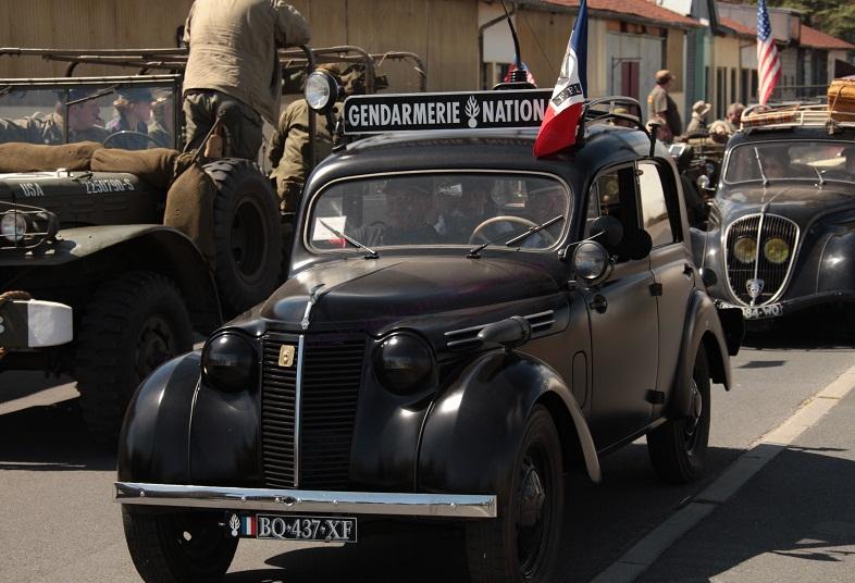 la balade du 7 juin en Normandie 20150611