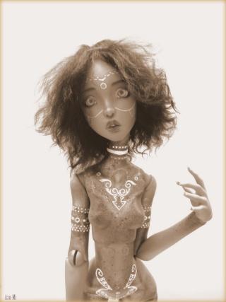[Azu-Mi's dolls] Elia [Cameo, Marmite Sue Doll] *news* Dscn3910