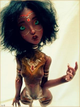 [Azu-Mi's dolls] Elia [Cameo, Marmite Sue Doll] *news* Dscn3911
