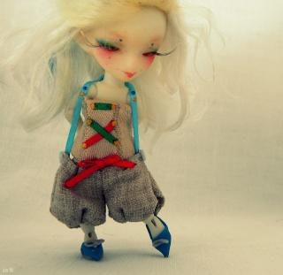 [Azu-Mi's dolls] Elia [Cameo, Marmite Sue Doll] *news* Dscn3914