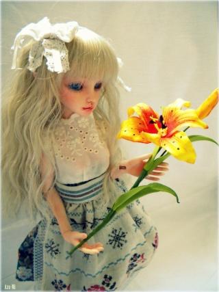 [Azu-Mi's dolls] Elia [Cameo, Marmite Sue Doll] *news* Dscn4012