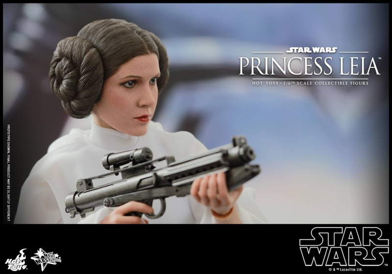 HOT TOYS - Star Wars Episode IV A New Hope - Princess Leia 10482510