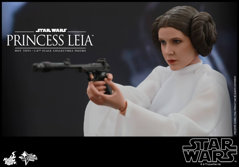 HOT TOYS - Star Wars Episode IV A New Hope - Princess Leia 10506910
