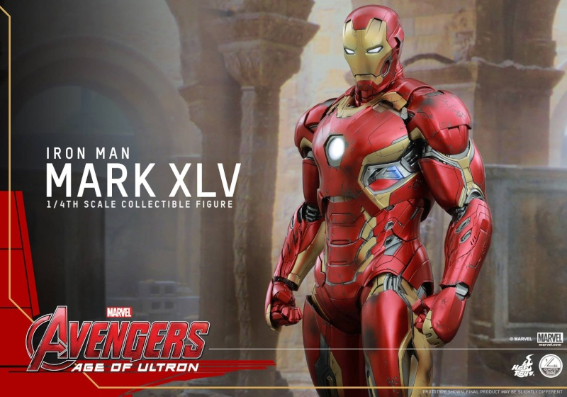HOT TOYS - Avengers: Age of Ultron - Mark XLV 1/4 scale 10658710