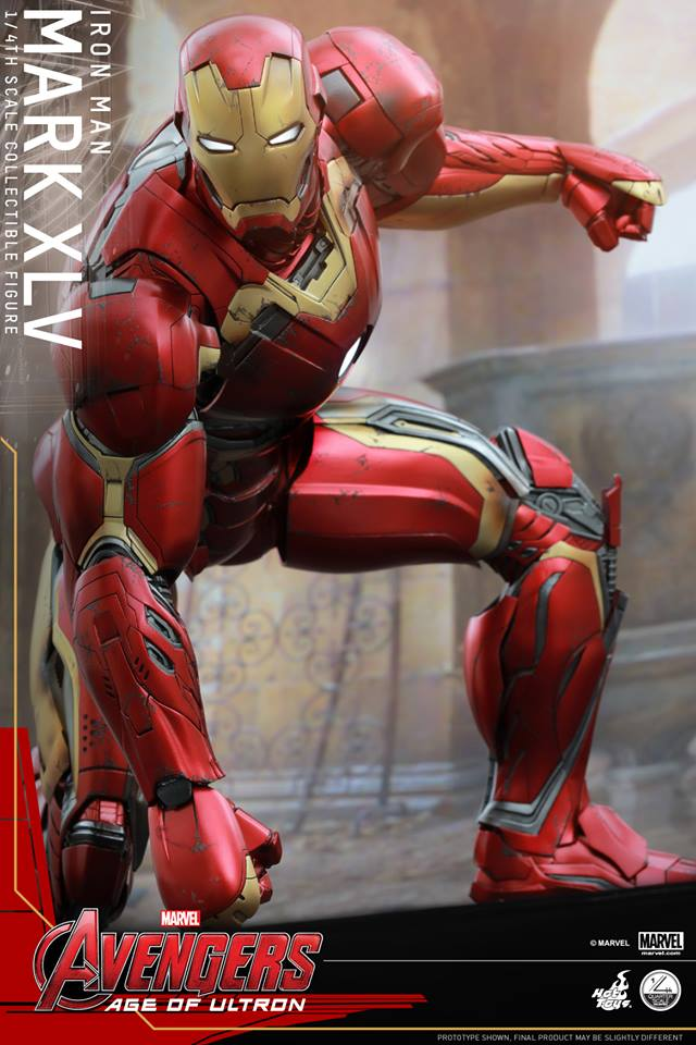 HOT TOYS - Avengers: Age of Ultron - Mark XLV 1/4 scale 11009910