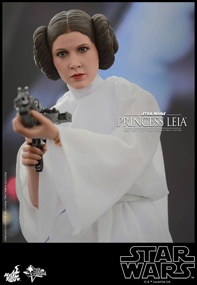 HOT TOYS - Star Wars Episode IV A New Hope - Princess Leia 11745311