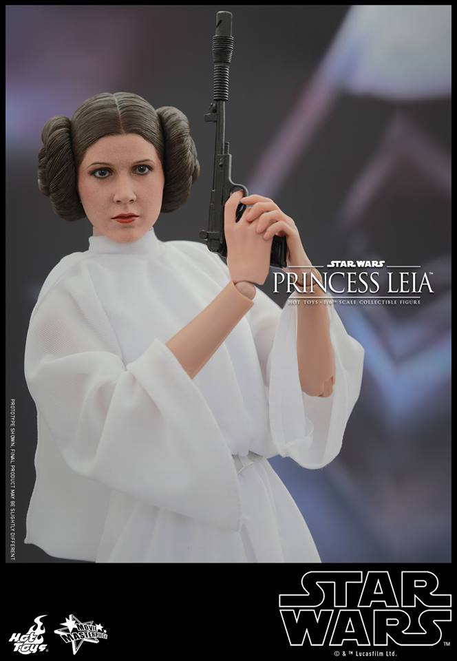 HOT TOYS - Star Wars Episode IV A New Hope - Princess Leia 11755811