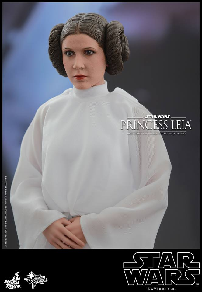 HOT TOYS - Star Wars Episode IV A New Hope - Princess Leia 11781710