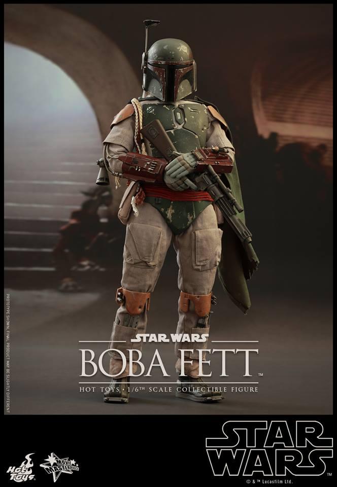 HOT TOYS - SW : Ep VI Return Of The Jedi - Boba Fett (Exclu) 11900010