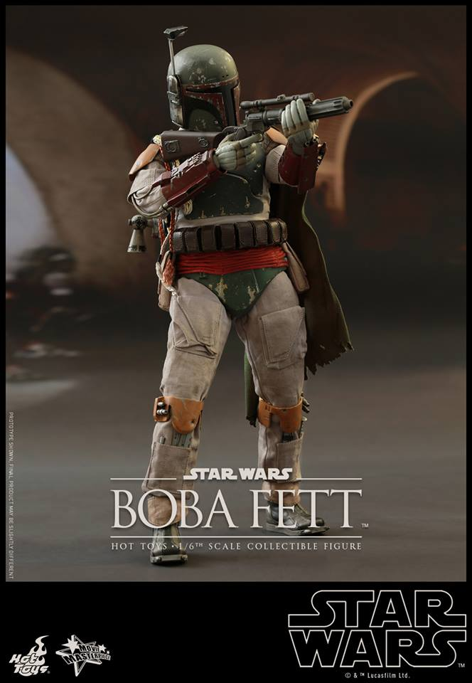 HOT TOYS - SW : Ep VI Return Of The Jedi - Boba Fett (Exclu) 11903710