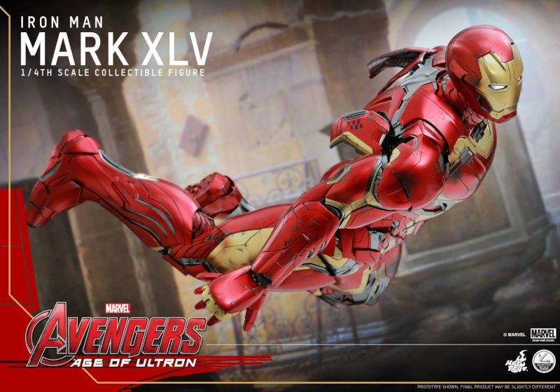 HOT TOYS - Avengers: Age of Ultron - Mark XLV 1/4 scale 90578410