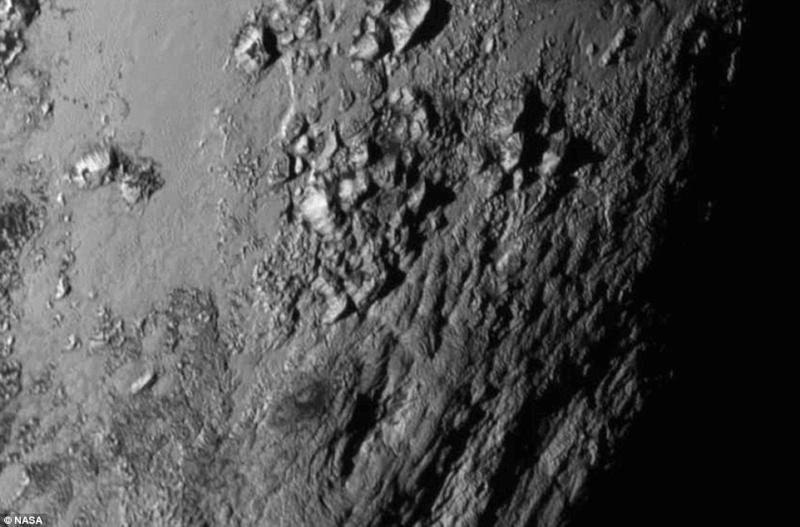 Për herë të parë NASA siguron foto të planetit xhuxh 18282610