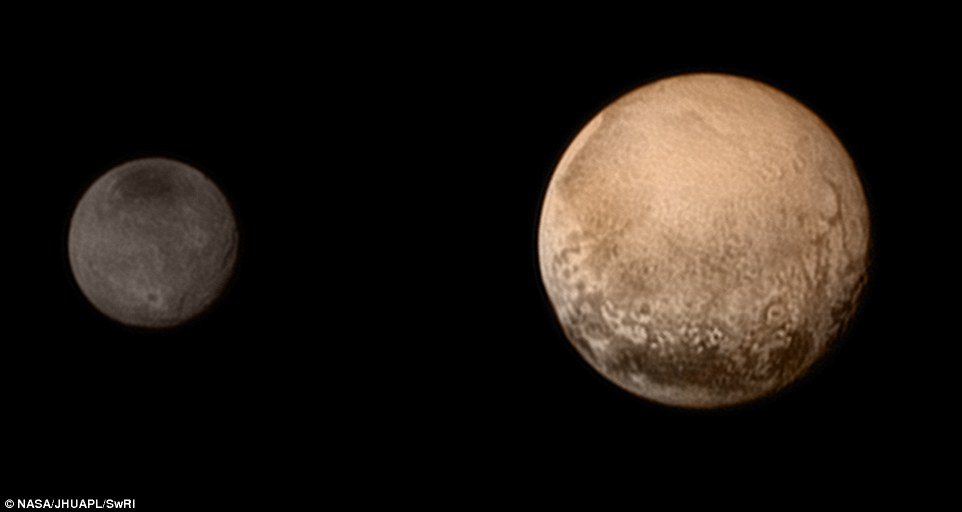 Për herë të parë NASA siguron foto të planetit xhuxh 18282710
