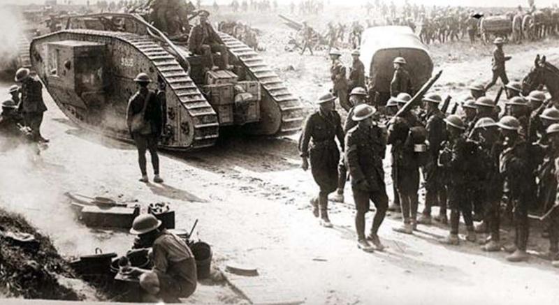 """Lufta e Parë ishte """"fundi i botës"""". Rrëfimi i një historiani Lufta-10"""