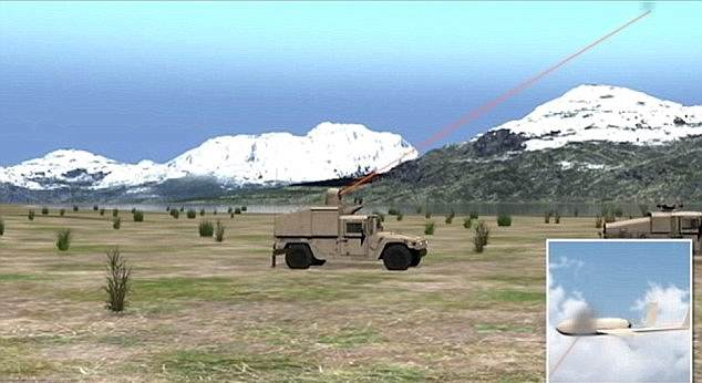 Ushtria ruse krijon armë që mund të shkatërrojnë dronët deri në 10 km larg Ushtri10