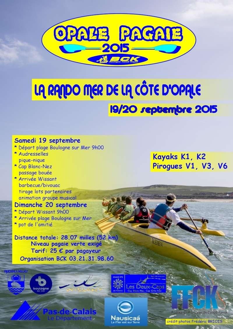 19-20/09/2015 Rando Boulogne sur mer - Cap Blanc Nez Affich12