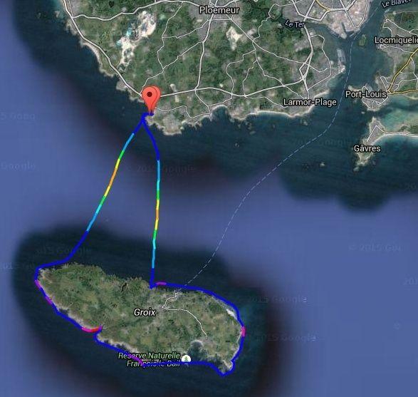 L'île de Groix en kayak Groixg10