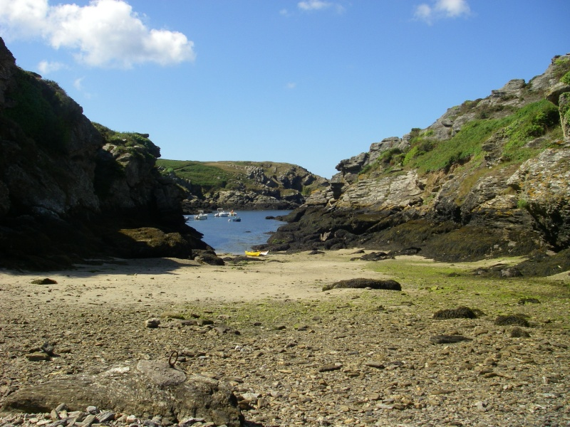 L'île de Groix en kayak Imgp0024
