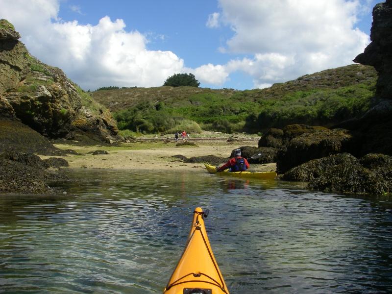 L'île de Groix en kayak Imgp0025