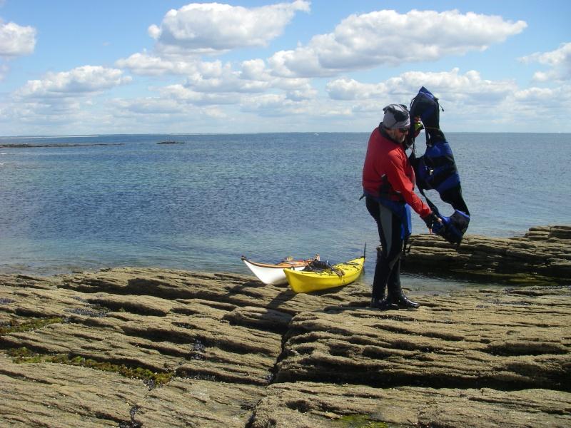 L'île de Groix en kayak Imgp0036