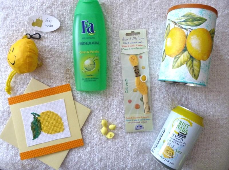 Photos - Mini SWAP Citron Fraise [7/7 photos postées] P1060812