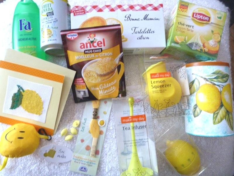 Photos - Mini SWAP Citron Fraise [7/7 photos postées] P1060815