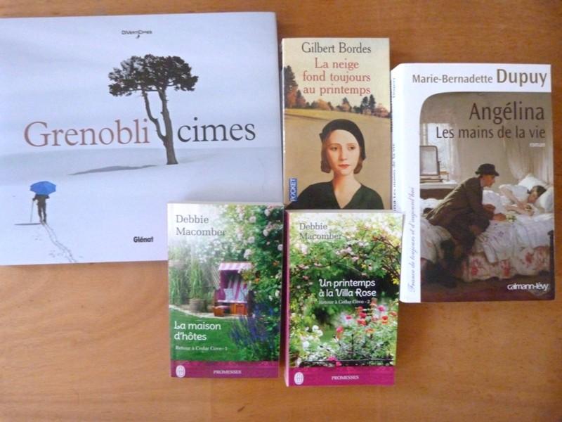 Photos - Biblio SWAP de l'été [3/3 photos postées]  P1060918
