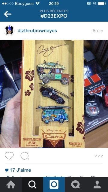D23 2015 Merchandising , conditions des ventes - Page 10 Img_2511