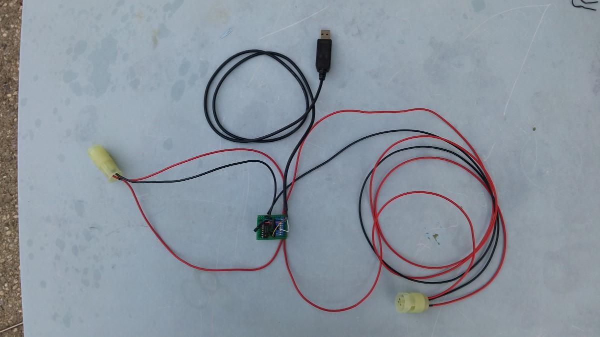 Reverse engineering du protocole de diagnostic Rover Sniffe14