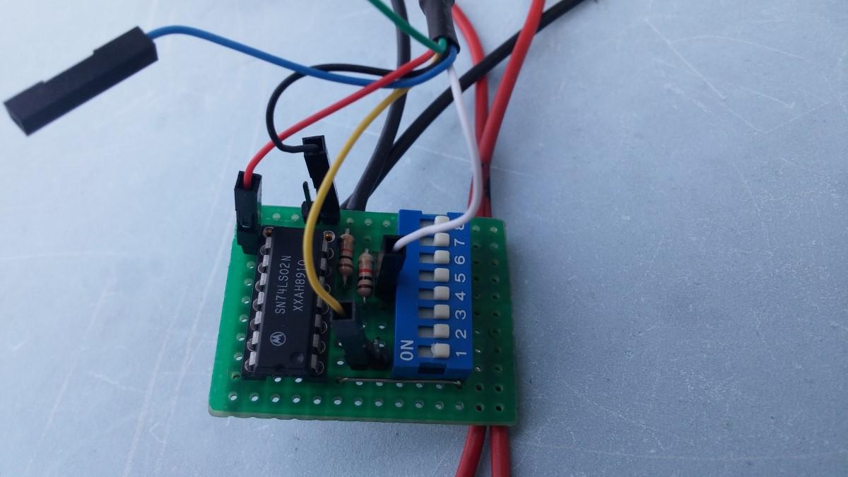 Reverse engineering du protocole de diagnostic Rover Sniffe15