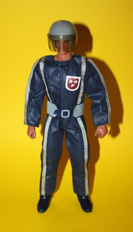 Stivali Blu con impronta Lupo (PACK?) 711