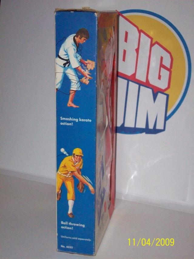 BIG JIM  No. 4332 - seconda versione a Box largo -  D1210