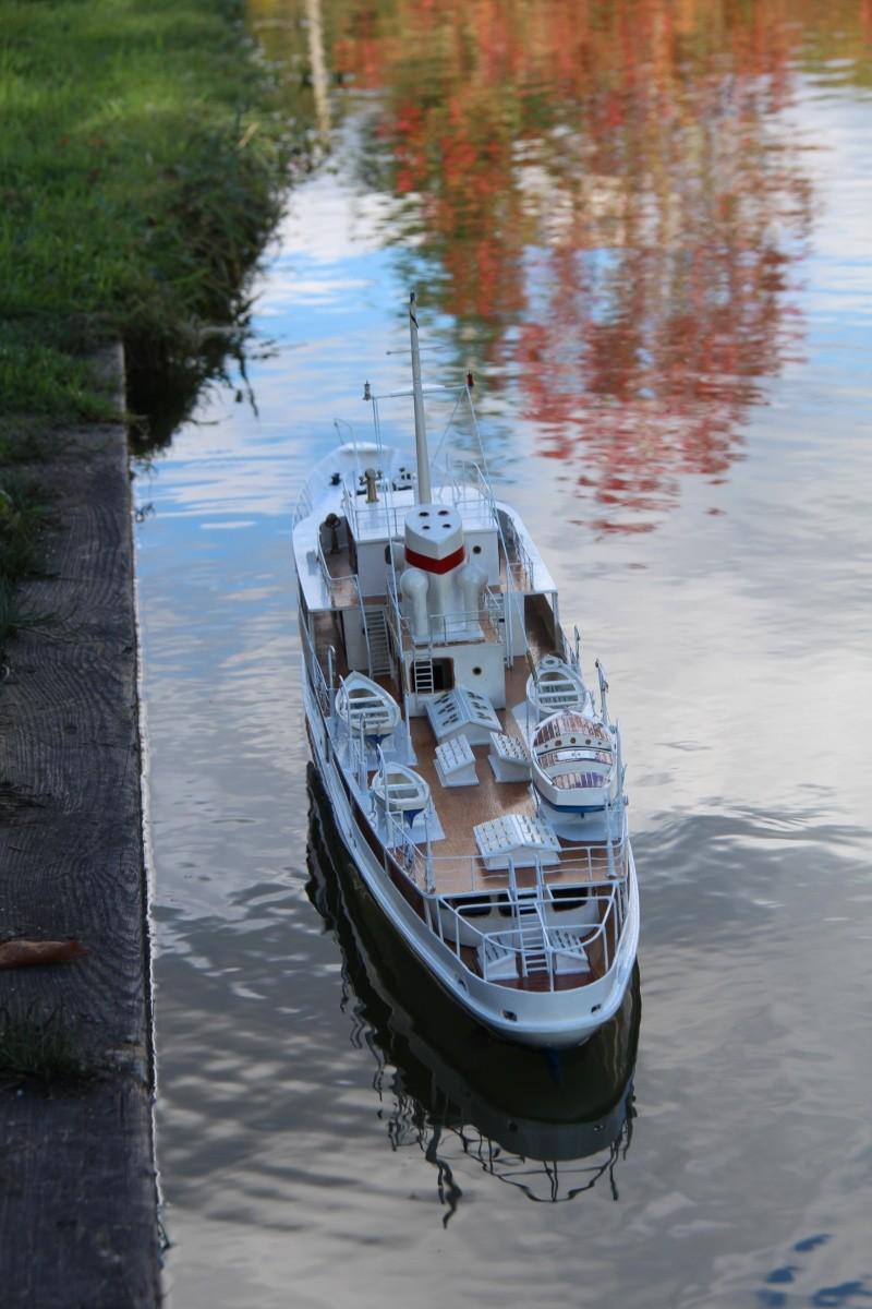 Yacht-Paquebot Sphinx (Restauration 1/50°) de amadu Soncha16