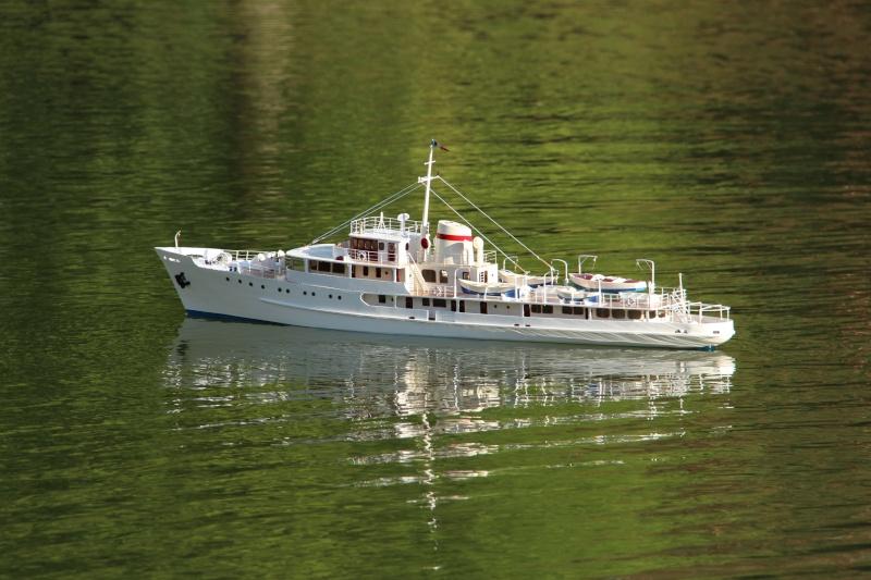 Yacht-Paquebot Sphinx (Restauration 1/50°) de amadu Soncha18
