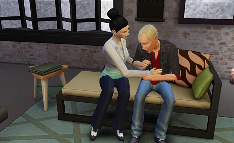 [Challenge] Tranches de Sims: La métamorphose de Sylvain; par Bretagne22 1a11