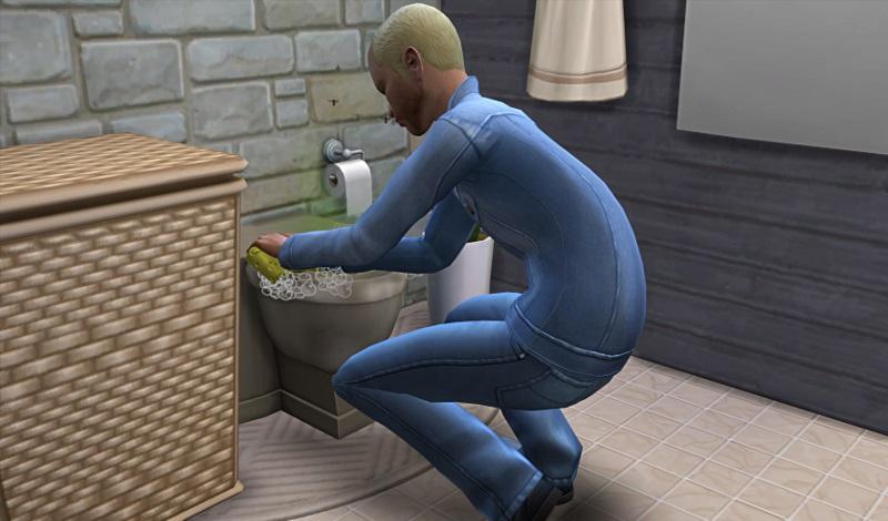 [Challenge] Tranches de Sims: La métamorphose de Sylvain; par Bretagne22 1c10