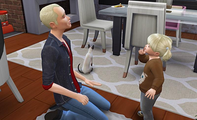 [Challenge] Tranches de Sims: La métamorphose de Sylvain; par Bretagne22 1e10