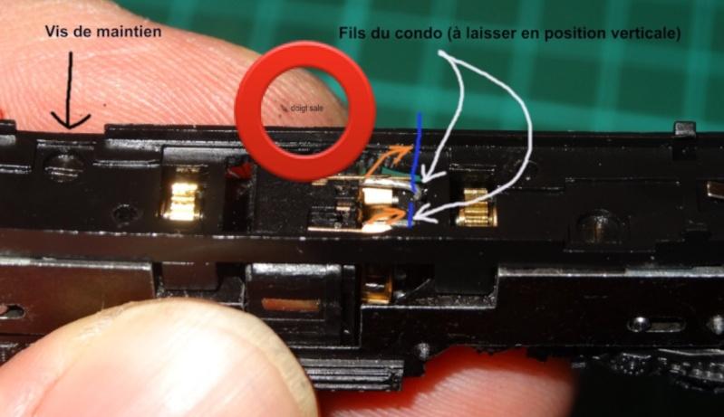 Comment se passer du moteur 5 pôles réf. 211901 Image28