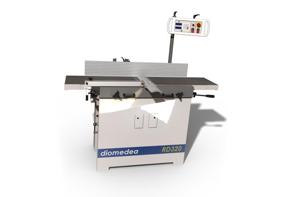 Modification et amélioration raboteuse R/D Holztech FS320 (seconde partie) - Page 5 07_jui10