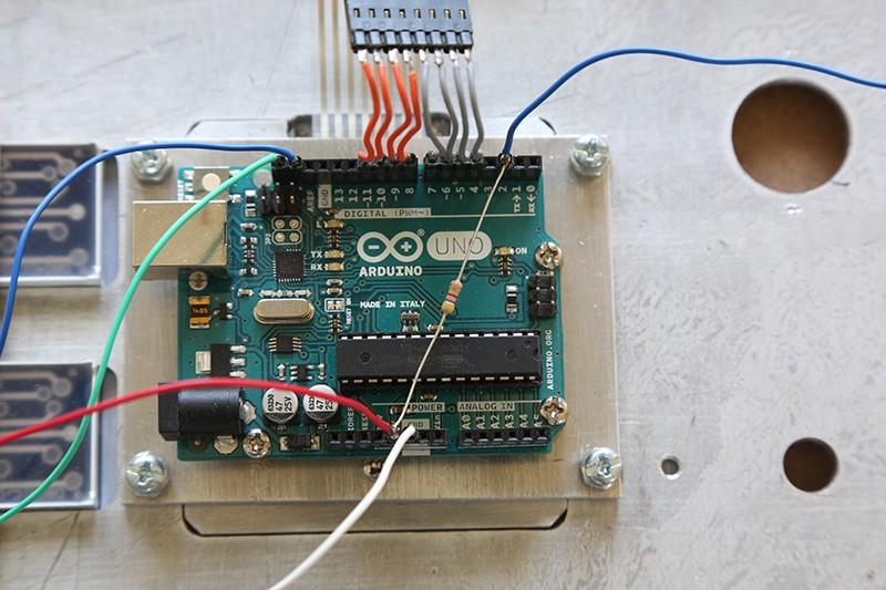 Modification et amélioration raboteuse R/D Holztech FS320 (seconde partie) 17_jui12