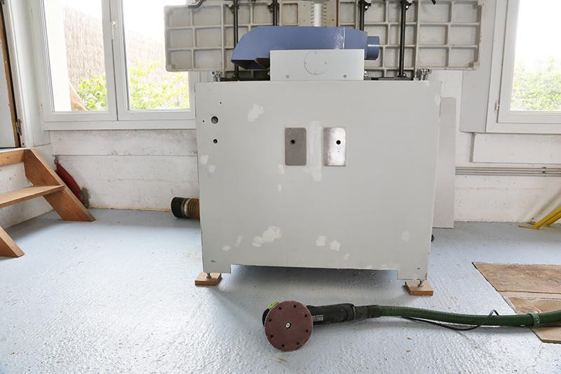 Modification et amélioration raboteuse R/D Holztech FS320 (seconde partie) - Page 5 26_jui10