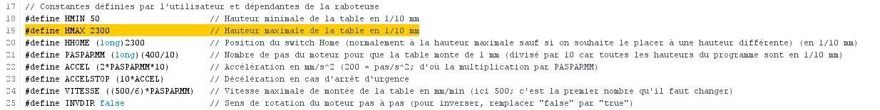 Motorisation table raboteuse (voir p.13) et amélioration R/D Holztech FS320 (première partie)  - Page 39 Captur25
