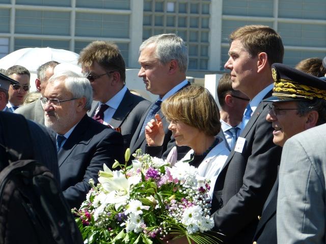 Inauguration de l'Espace Normandie Niemen au Musée de l'Air et de l'Espace du Bourget Espace12