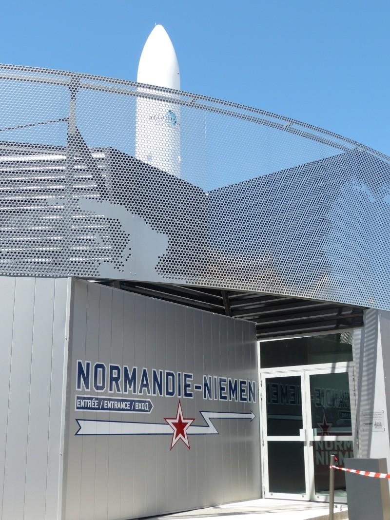 Inauguration de l'Espace Normandie Niemen au Musée de l'Air et de l'Espace du Bourget Espace16
