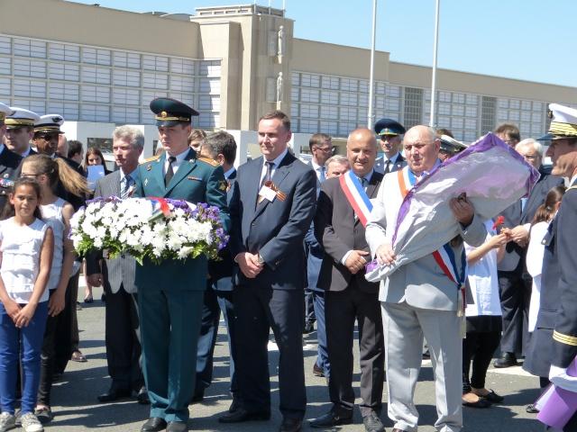 Inauguration de l'Espace Normandie Niemen au Musée de l'Air et de l'Espace du Bourget Espace18