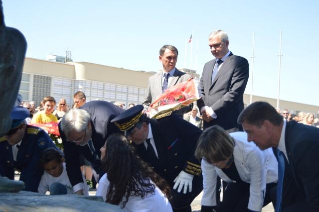 Inauguration de l'Espace Normandie Niemen au Musée de l'Air et de l'Espace du Bourget Espace23