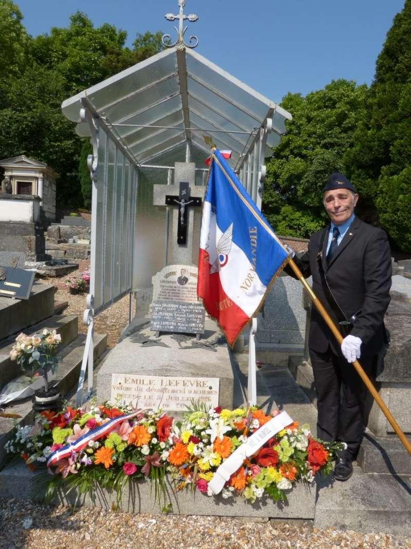 Cérémonie annuelle, hommage Marcel LEFEVRE 5 juin 2015 P1050212