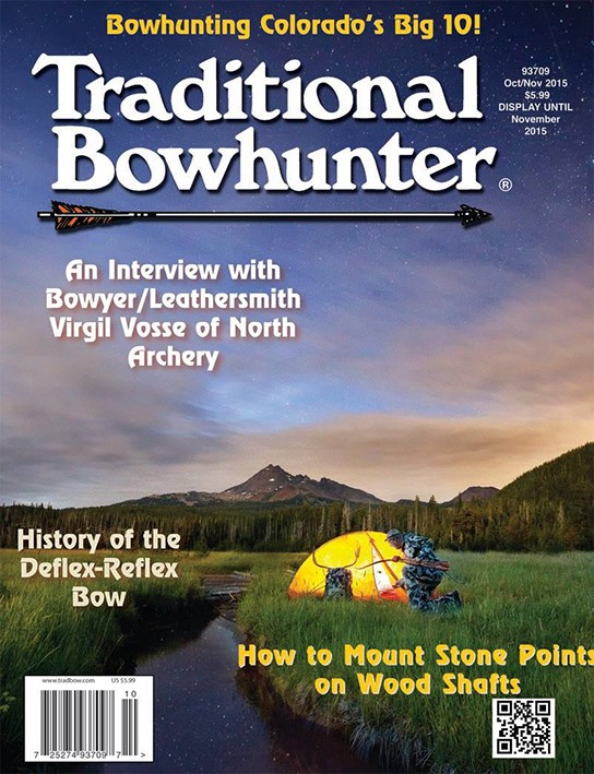 TRADITIONAL BOWHUNTER MAGAZINE Tbm_co10