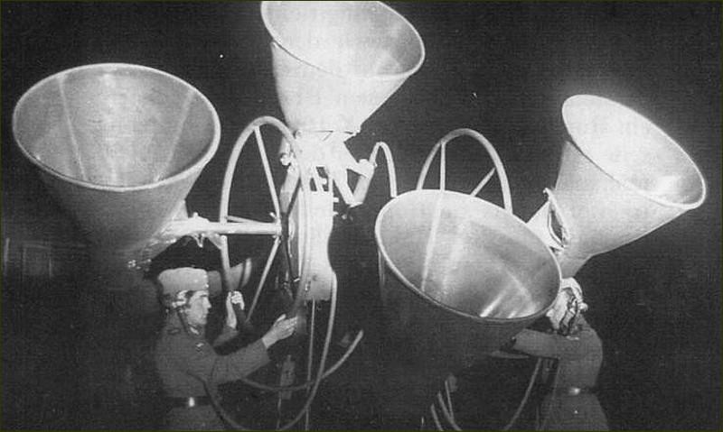 La détection accoustique pendant la seconde guerre mondiale. 138_4-10