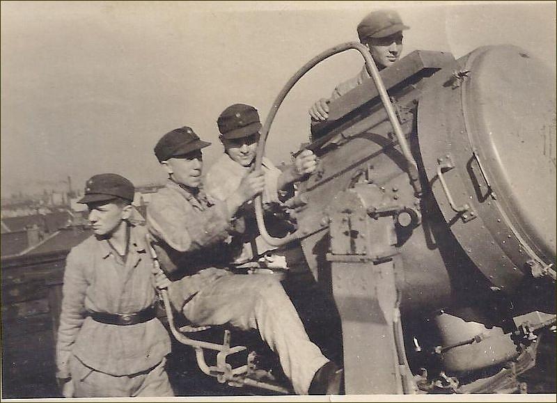 Flak-Sw36 Projecteur 60 cm Flakscheinwerfer 183_je10